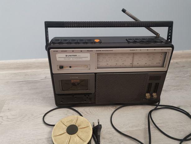 Radiomagnetofon Unitra ZRK RM 221 PRL