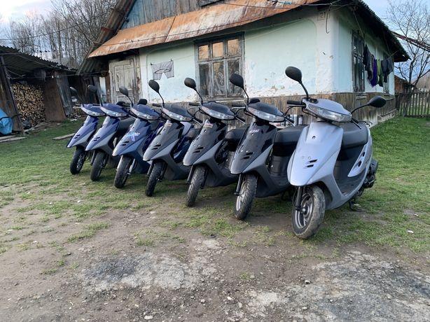 Honda Dio 27/28 Без пробігу по Україні Вибір Свіжий завіз 34/35
