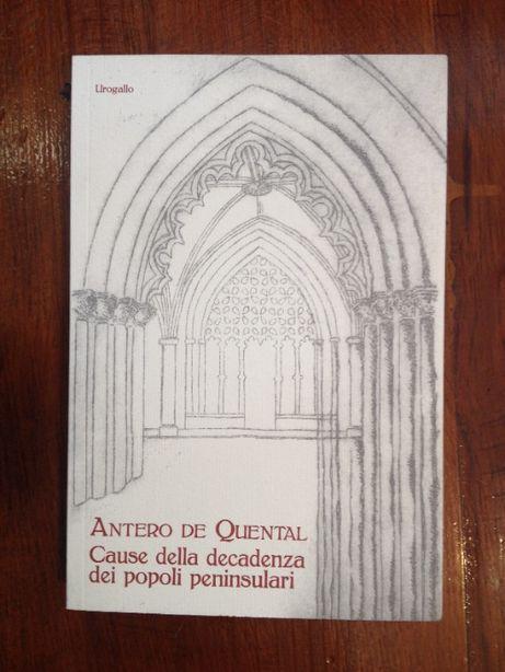 Antero de Quental - Cause della decadenza dei popoli peninsulari