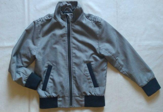 H&M Фирменная стильная ветровка на мальчика (Пиджак кофта в школу