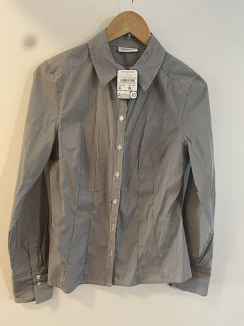Nowa koszula w paski C&A długi rękaw rozpinana 40 L 38 M
