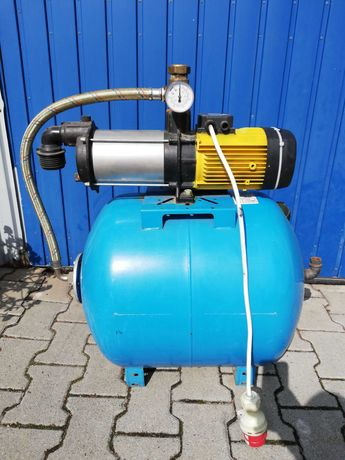 Pompa samozasysająca Espa Aspri 35 5 N 2,2kW 400V INOX 165l/min