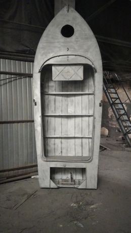 Лодка алюминеева