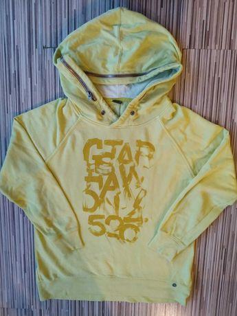 Bluza G-Star Raw - żółta, unisex - rozm. M