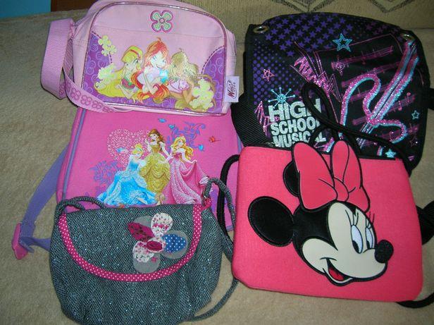 torebki dla dziewczynki