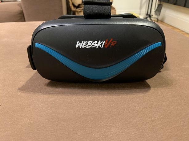 Google okulary VR z pilotem sterującym bluetooth