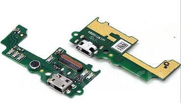 Нижняя плата Huawei Y6 Pro TIT-U02, Enjoy 5 с разъемом зарядки usb