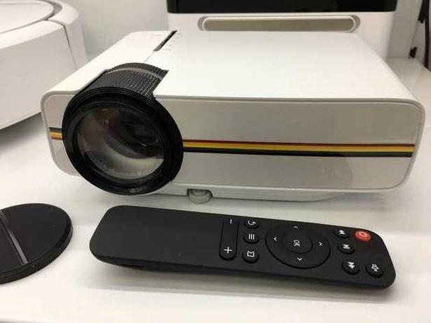 домашний кинотеатр проектор  мультимедийный - Yg400 Projector - Led /
