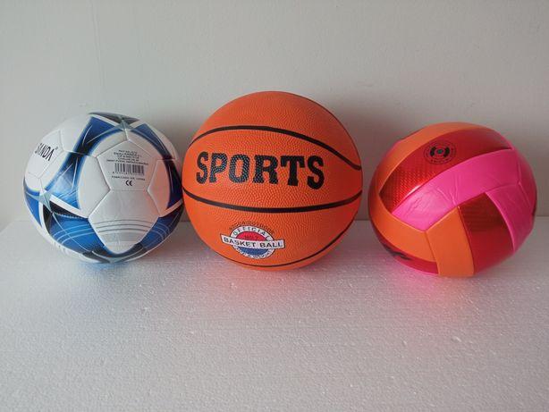 Bolas (Futebol/Basquetebol/Voleibol)