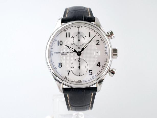 Мужские новые часы Frederique Constant Runabout 42 мм