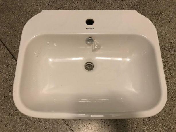 NOWA umywalka DURAVIT HAPPY D.2 - biała - 600 x 475 mm - prostokąt
