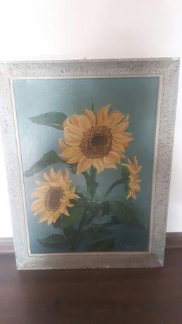 """Obraz""""Słoneczniki"""""""