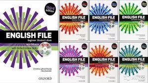 English File все уровни