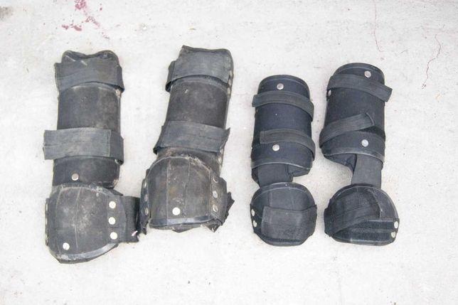 Защита ног и рук-комплект.