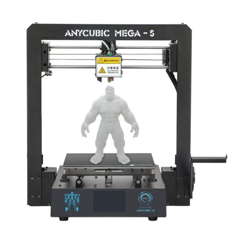 Продам 3D принтер Anycubic Mega-S Новый! ок