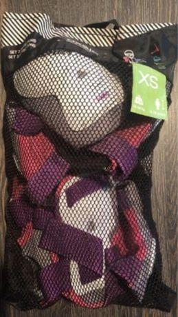 Ochraniacze Oxleo XS dla dziewczynki