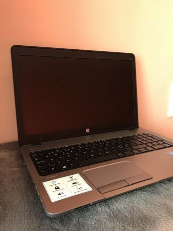 HP Probook 450 4xi5/4GB/500GB/WIN10Pro