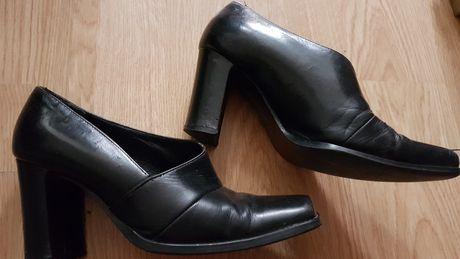 Buty damskie 36 Ryłko skórzane 100%