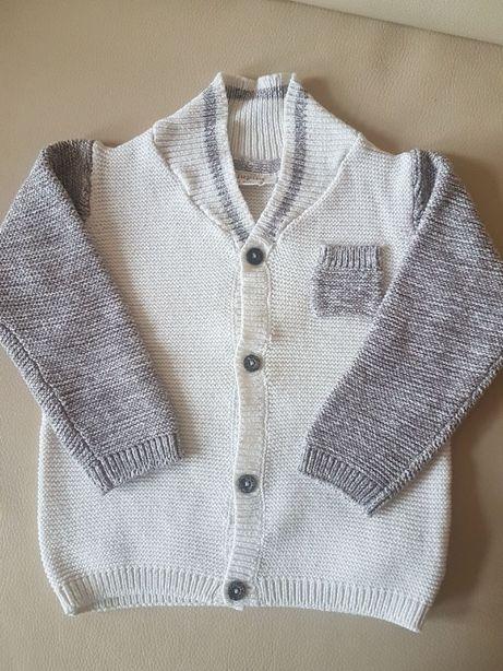 Sweterek rozpinany NOWY roz.86/92