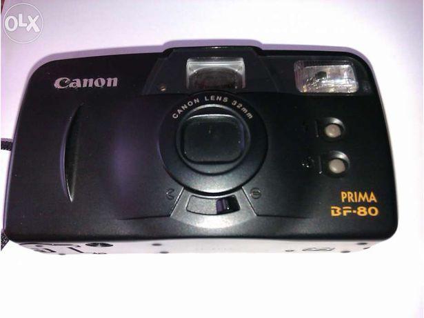 Máquina Fotográfica canon