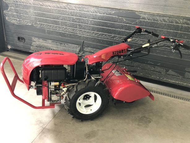Motocultivador a diesel