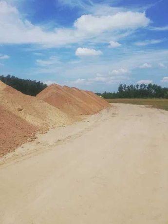 Piasek żwir piach