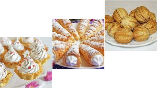 форма для выпечки орешки,трубочки,кекс,маффины,круассаны