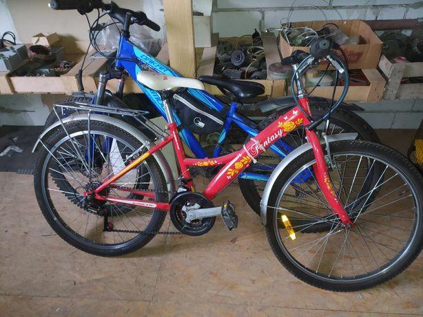 Велосипед подростковый KINETIC FANTASY