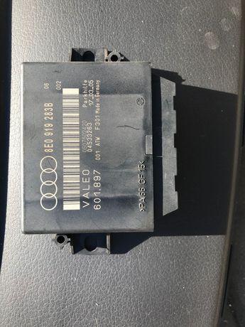 Sterownik pdc parktronic audi a4 b6 b7