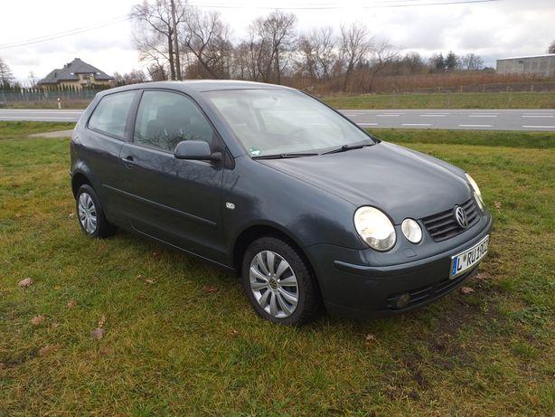 Volkswagen Polo 2004r Po opłatach