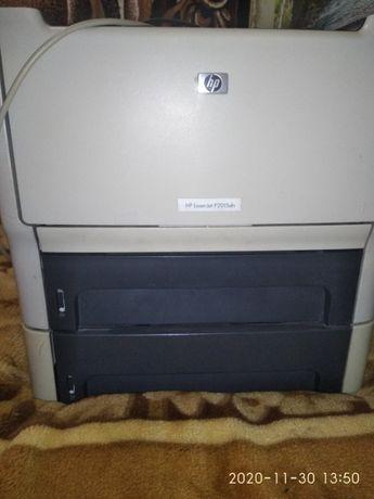 Принтер HP Laser Jef P2015 dn