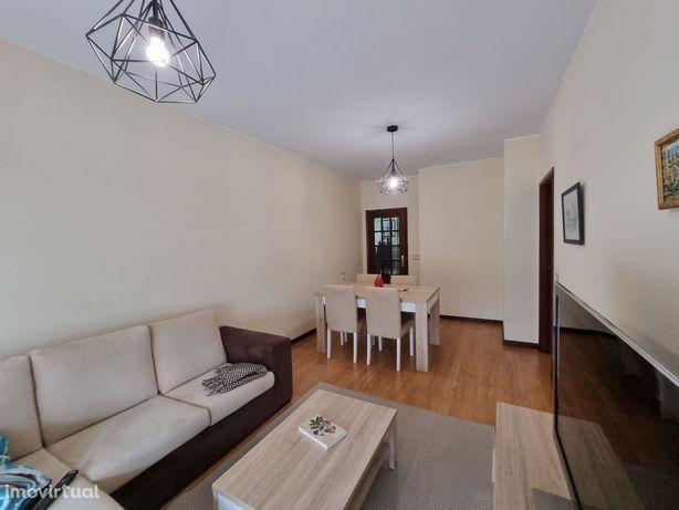 Apartamento T3 remodelado e equipado em Braga