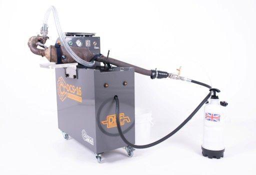DCS-16 urządzenie do czyszczenia filtrów cząstek stałych DPF FAP