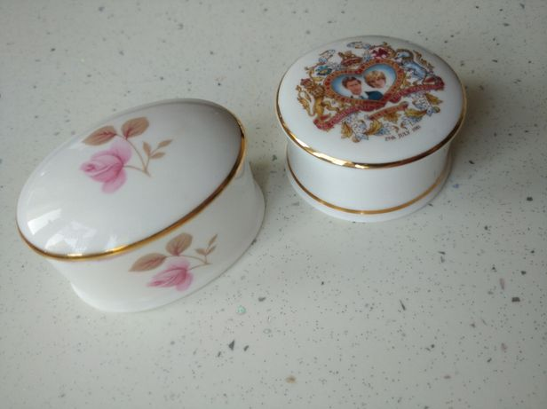 Porcelanowe puzderka