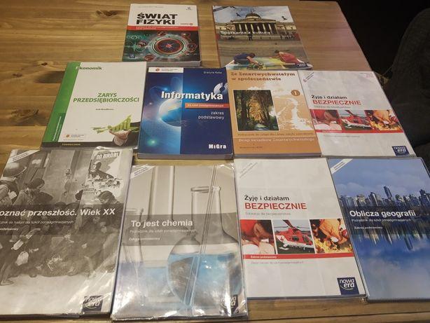 Podręcznik świat fizyki, informatyka, działam i żyję bezpiecznie,