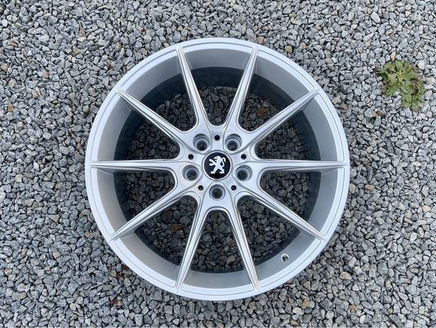 Нові диски R18 5x108 Citroen C5 C6 Jumpy Peugeot 508 RXH XC90 S90 V90