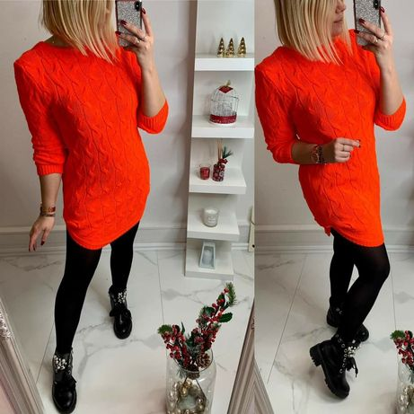 Przepiękny Sweterek s/m