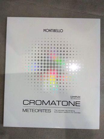 paleta farb probnik paletka montibello Cromatone Meteorites