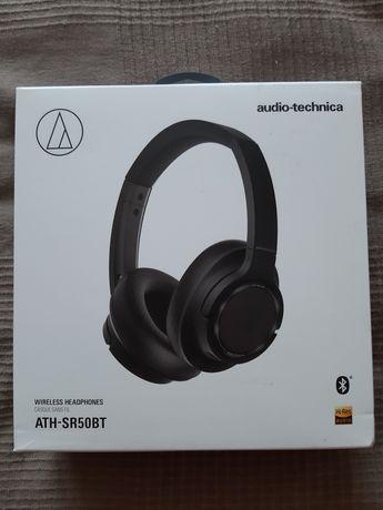 Słuchawki audio-technika ATH-SR50BT
