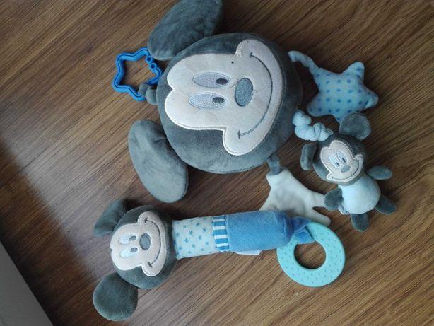 Zabawki niemowlęce Mickey