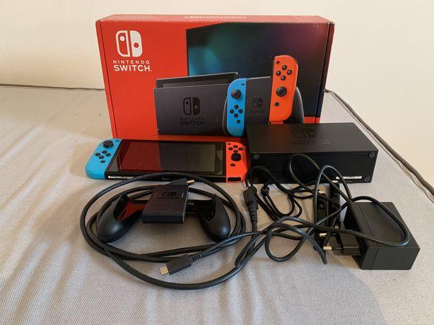 Nintendo Switch najnowsza Odblokowana Gratisy