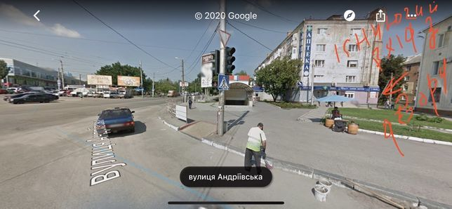 Оренда примішення в Кропивницькому 128 м кв. До Критого ринку-50 м
