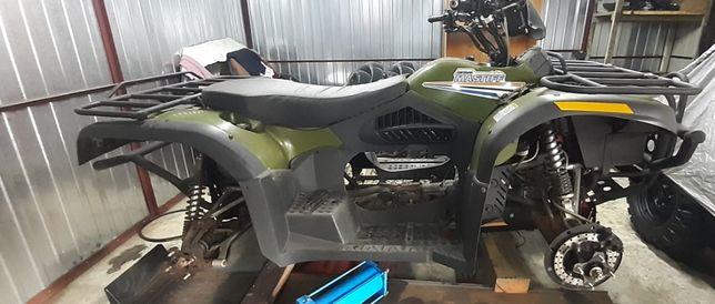 Quad Keeway Leone Mastiff 500 4x4 CZĘŚCI