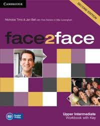 Face2face. Upper-Intermediate workbook.