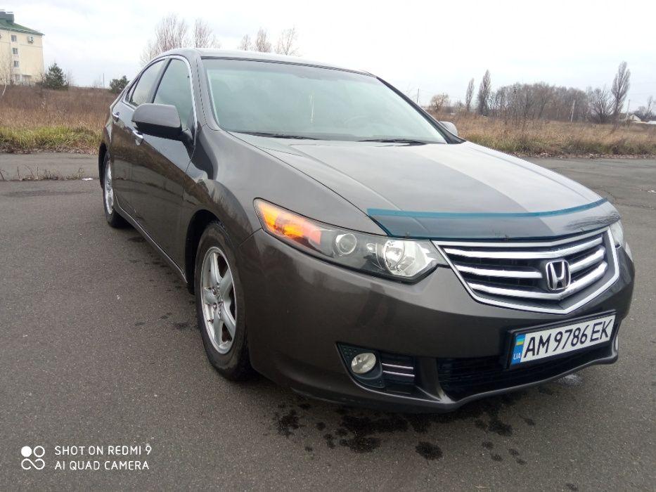 Honda Accord 8 Official Avtomat Брусилов - изображение 1