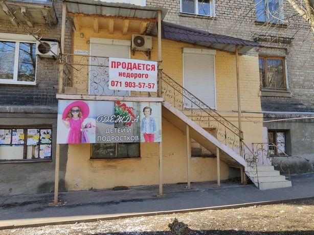 Офис магазин помещение 40м 50летия Шевченко