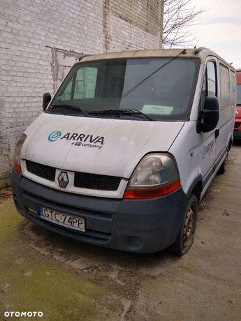 Renault Master  Sprzedam 2004