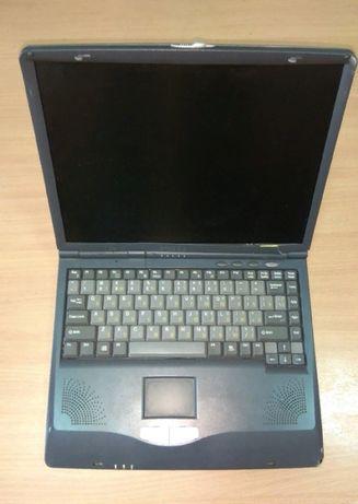 Ноутбук Версия Columb 44L+ (Celeron, 256Mb, 20Gb, Windows XP)