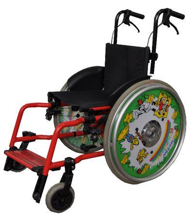 WÓZEK Inwalidzki AKTYWNY Meyra ortopedyczny 144
