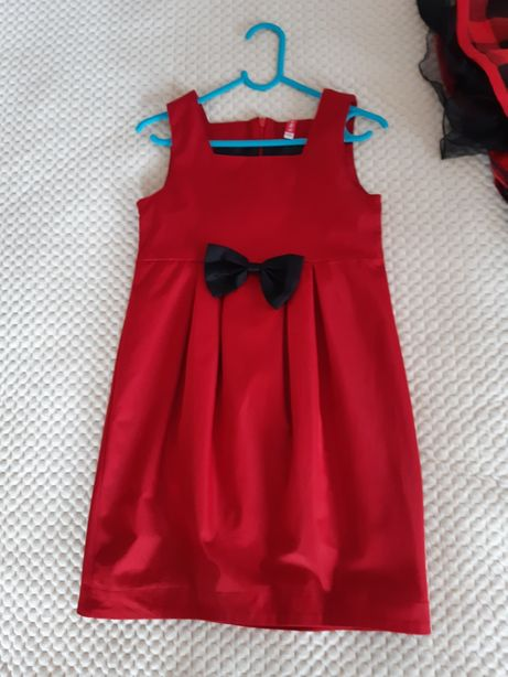 Sukienka wizytowa 5.10.15 roz 122
